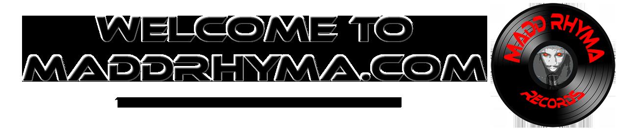 MaddRhyma.com Logo