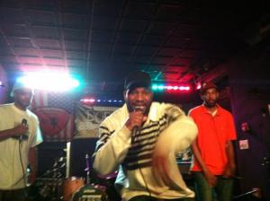 Madd Rhyma At Dobbs